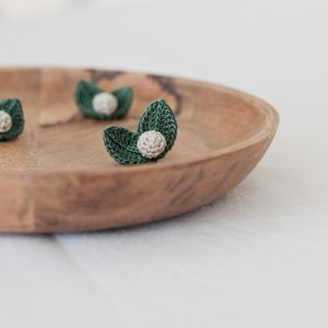 Berry brooch