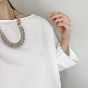modern necklace hc