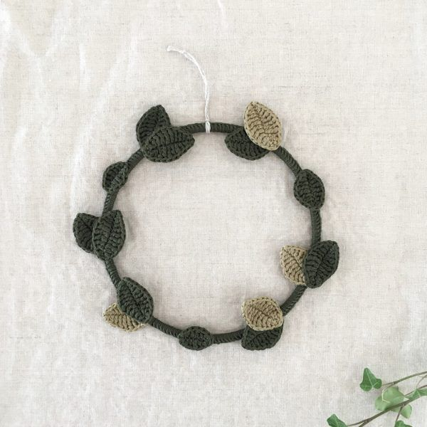Botanical Olive Wreath