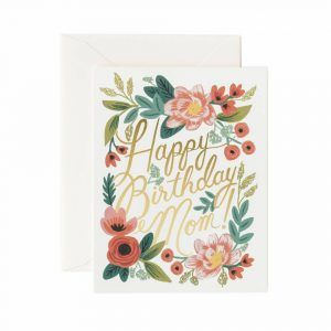 Rifle Paper Co. Card Happy Birthday Mom