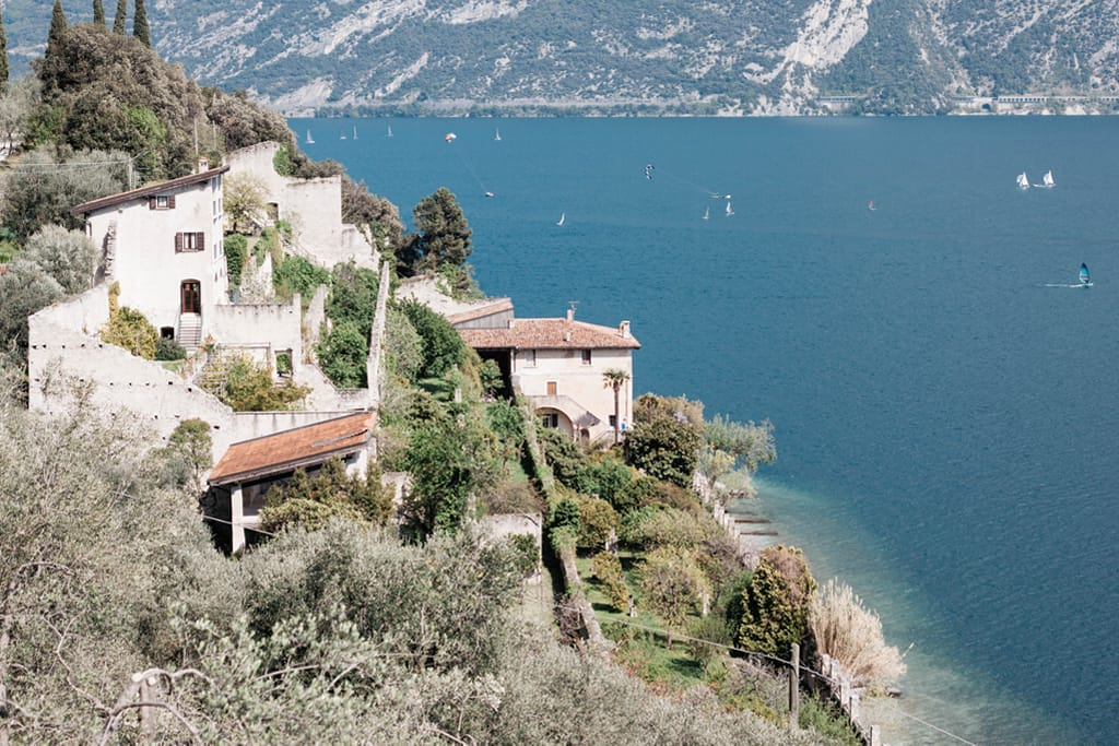 Easter Weekend by Lake Garda: Limone-sul-Garda